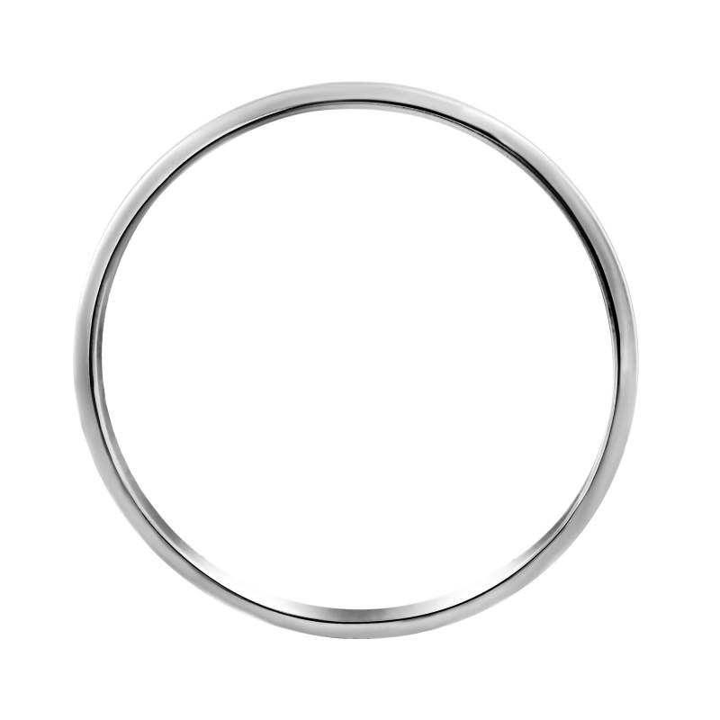 Bracelet rigide Argent 925 demi jonc