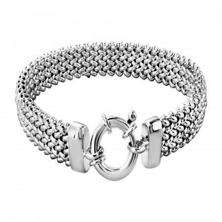 Milanaise mesh bracelet