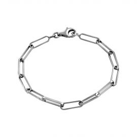 M rectangle mesh bracelet