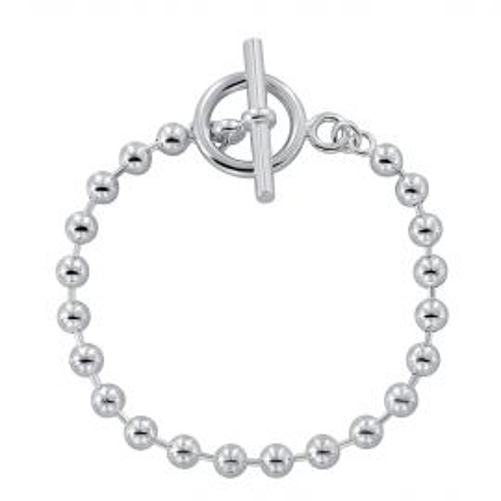 Bracelet chaine boule