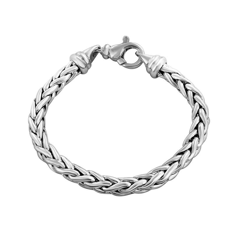 Bracelet maille palmier M