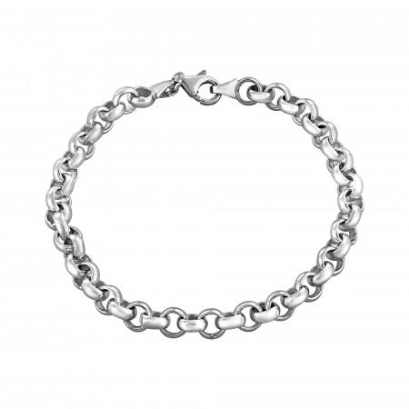 S Jaseron mesh bracelet