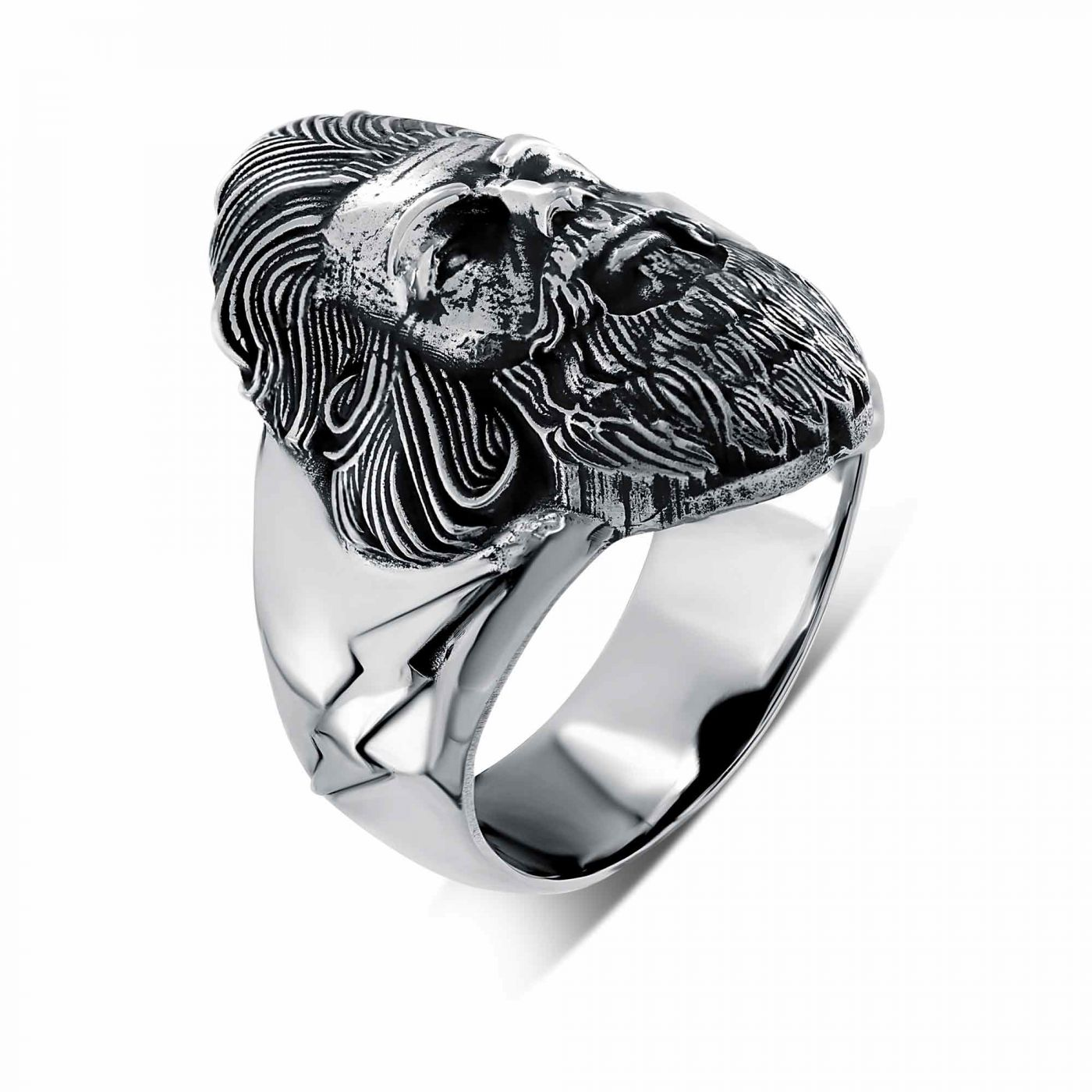 bague homme animaux