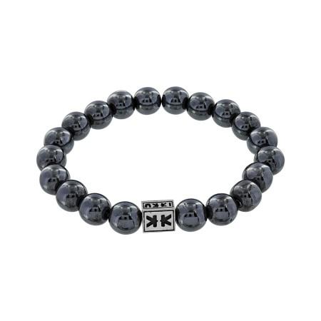 """Bracelet """"Beads boys"""" hématite"""