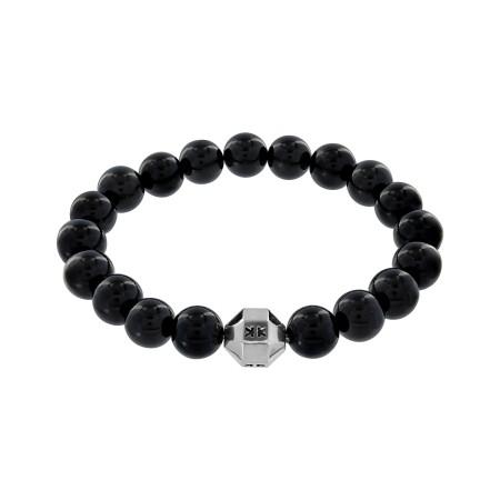 """Bracelet """"Beads boys"""" onyx"""