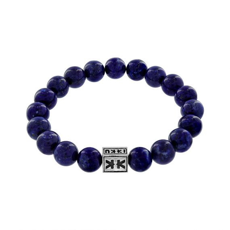 "Bracelet ""Beads boys"" lapis"