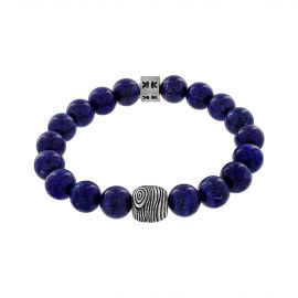 """Beads boys"" lapis stone Boys in the woods bracelet"
