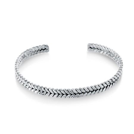 Bracelet rigide épis