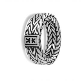"Bague homme ""Unchain your mind"""