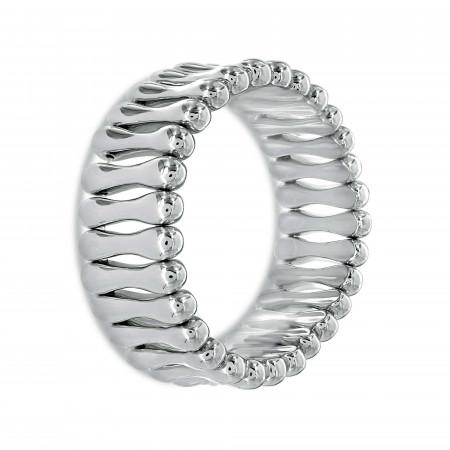 Bracelet élastique motif goutte