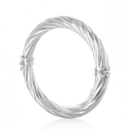 Bracelet rigide 8 millimètres